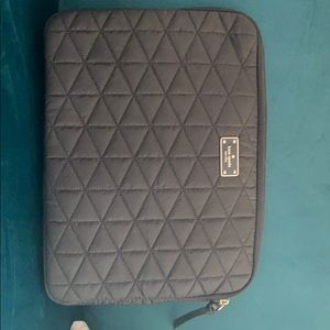 Kate Spade Quilted Laptop Sleeve